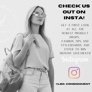 Follow us on IG and show us your style!